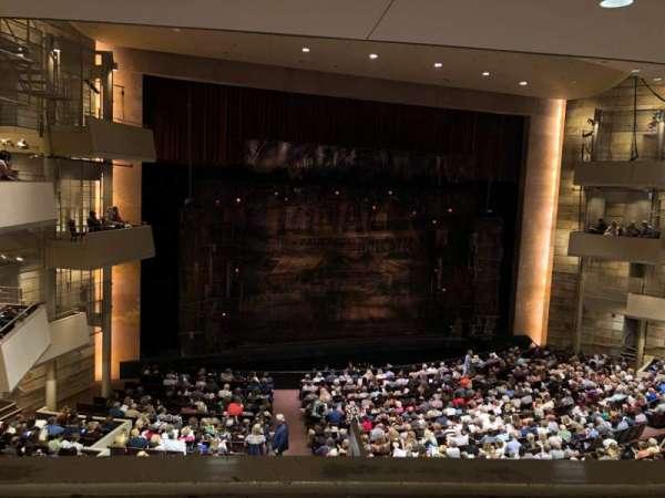 Temple Buell Theatre, secção: Mezzanine E, fila: A, lugar: 206