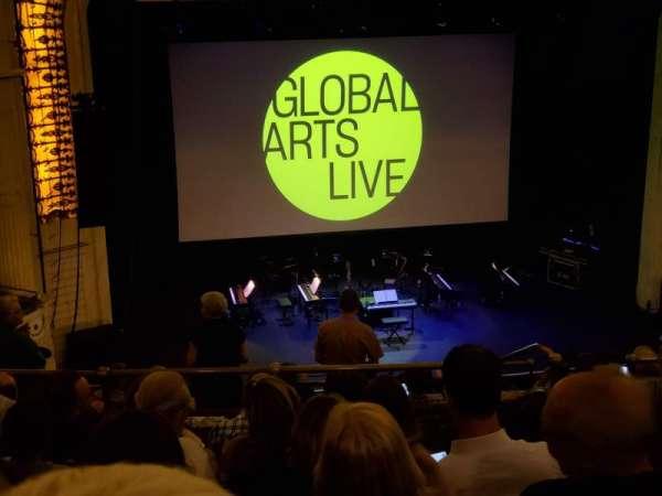 Orpheum Theatre (Boston), secção: Balcony LC, fila: L, lugar: 105