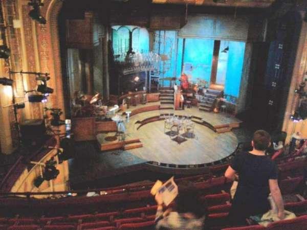 Walter Kerr Theatre, secção: Mezzanine L, fila: G, lugar: 15