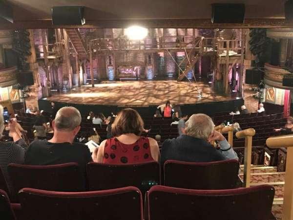 Richard Rodgers Theatre, secção: Orchestra C, fila: W, lugar: 101