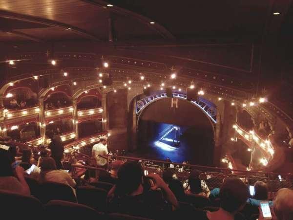 Lyric Theatre , secção: Balcony R, fila: C, lugar: 10