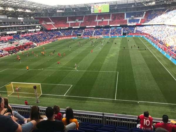 Red Bull Arena (New Jersey), secção: 233, fila: 7, lugar: 7