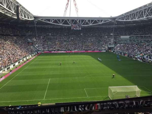 Allianz Stadium (Turin), secção: 109, fila: 29, lugar: 4