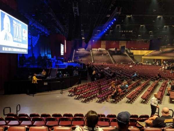 Hard Rock Live at Etess Arena, secção: 214, fila: H, lugar: 7