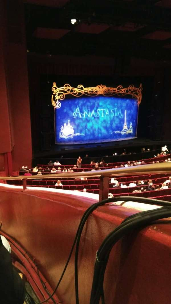 San Diego Civic Theatre, secção: LLOG2, fila: N, lugar: 1