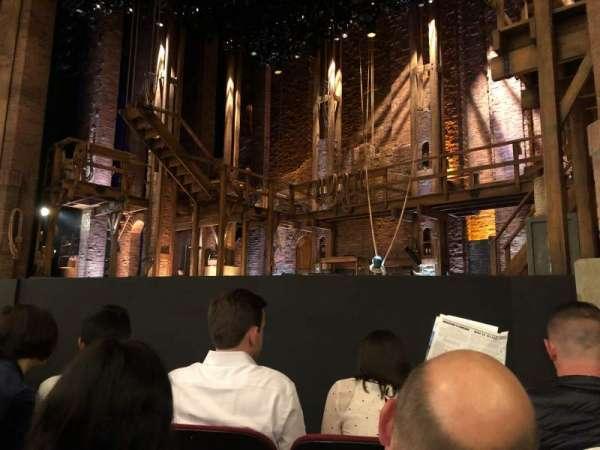 CIBC Theatre, secção: Orchestra R, fila: D, lugar: 10