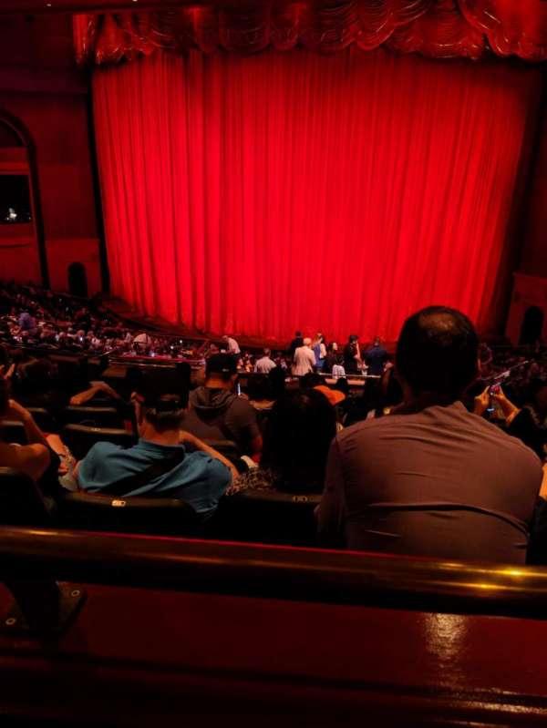 O Theatre, secção: 200, fila: R, lugar: 233