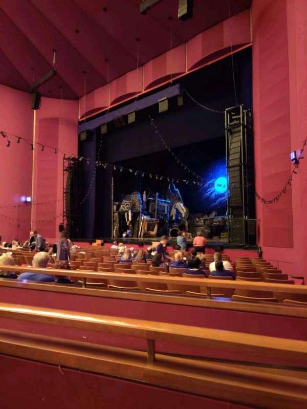 The Kennedy Center Opera House, secção: Orchestra, fila: S, lugar: 28
