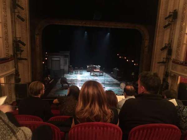 Royal Alexandra Theatre, secção: Dress circle, fila: D, lugar: 26