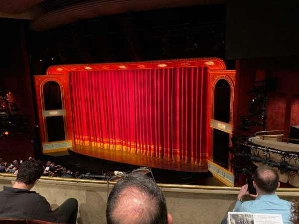 Marquis Theatre, secção: Mezzanine R, fila: C, lugar: 14