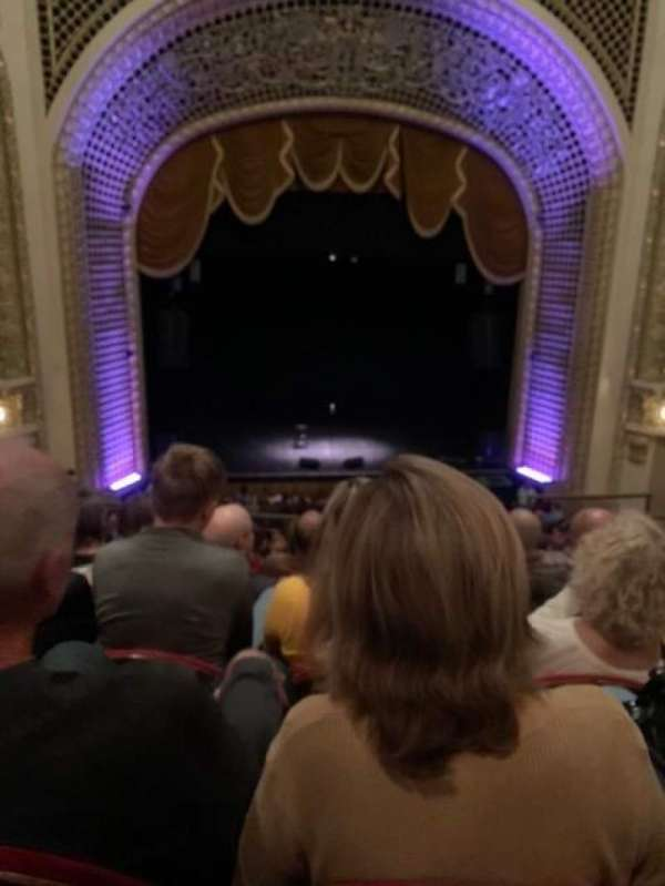 Pabst Theater, secção: 2LC, fila: E, lugar: 12