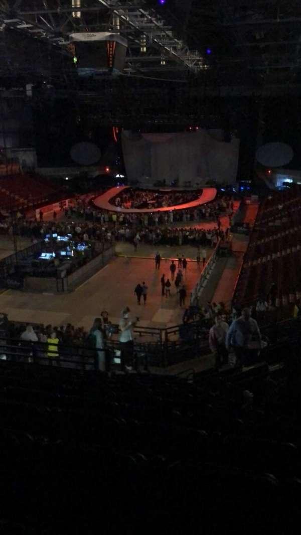FlyDSA Arena, secção: 212, fila: P, lugar: 19