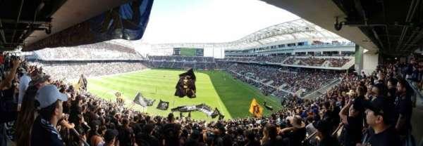 Banc of California Stadium, secção: Ga