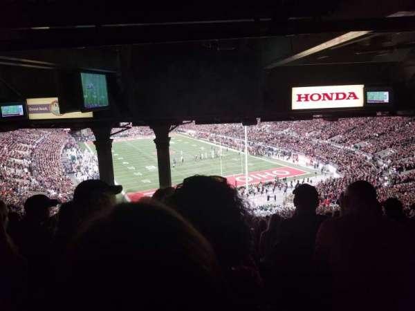 Ohio Stadium, secção: 4b