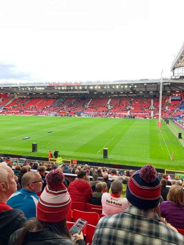 Old Trafford, secção: N2411