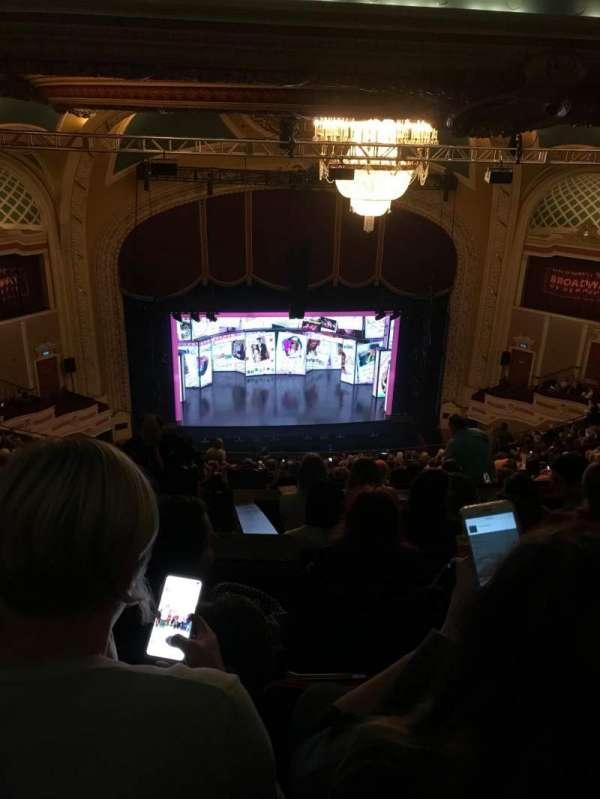 Orpheum Theatre (Minneapolis), secção: 7, fila: V, lugar: 5