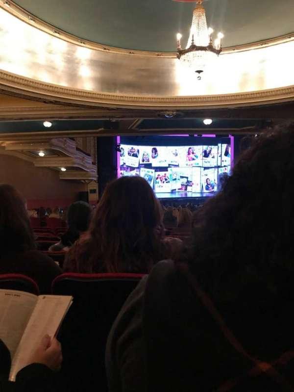 Orpheum Theatre (Minneapolis), secção: 3, fila: FF, lugar: 8