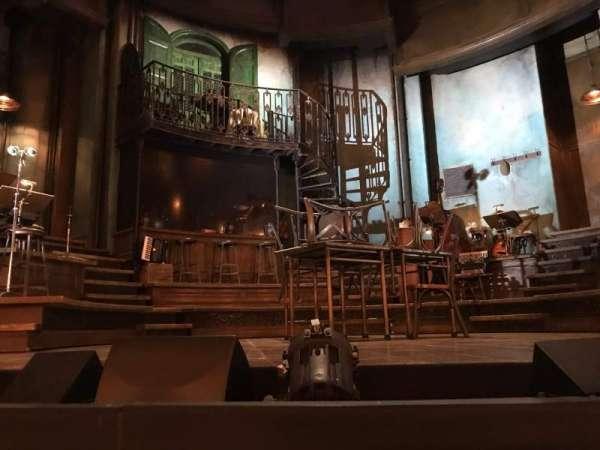 Walter Kerr Theatre, secção: Orchestra C, fila: C, lugar: 109