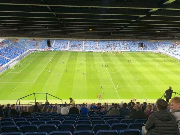 Ibrox Stadium, secção: CD4, fila: AA, lugar: 192