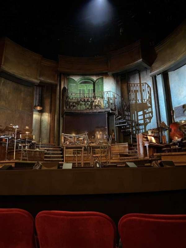 Walter Kerr Theatre, secção: Orchestra C, fila: E, lugar: 103