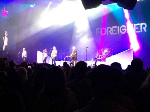 Hard Rock Live at Etess Arena, secção: 101, fila: 17, lugar: 1