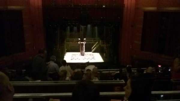 Kansas City Music Hall, secção: Balcony C, fila: K, lugar: 10