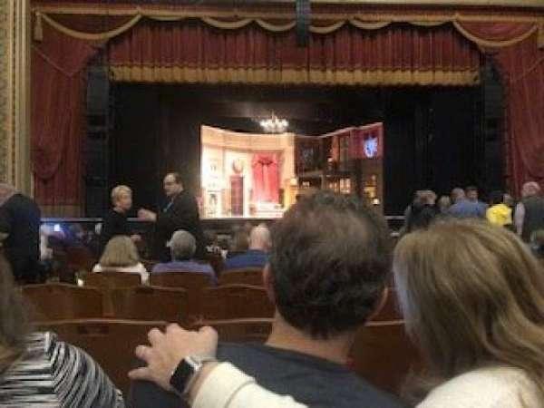 Altria Theater, secção: Orch C, fila: M, lugar: 311