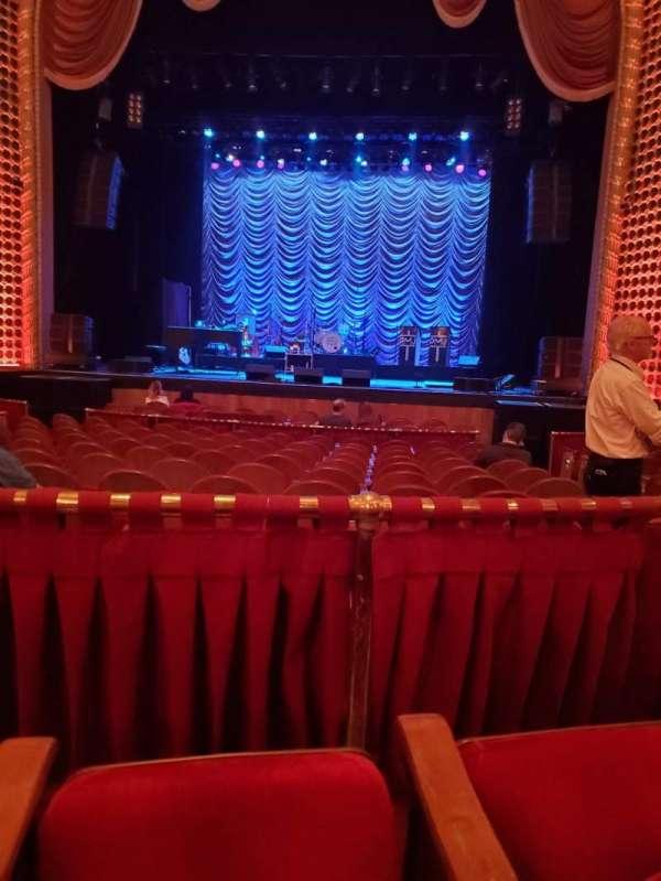Pabst Theater, secção: 1CT, fila: L, lugar: 11