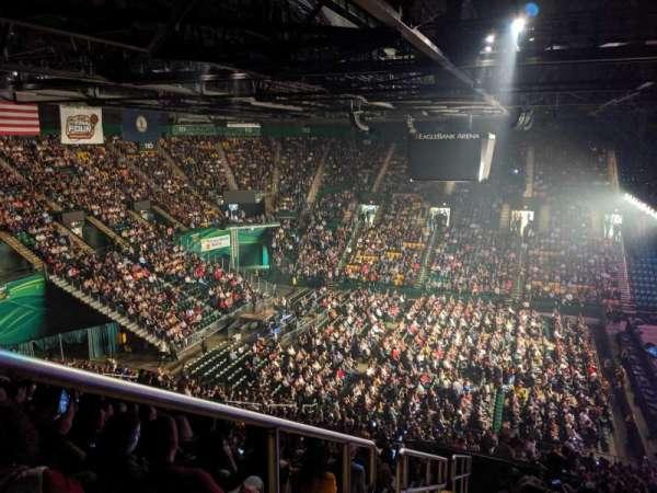 EagleBank Arena, secção: 130