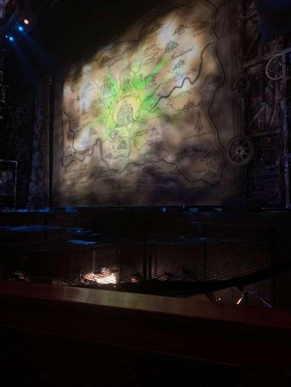 Fox Theatre (Atlanta), secção: Orchestra RC, fila: A, lugar: 70