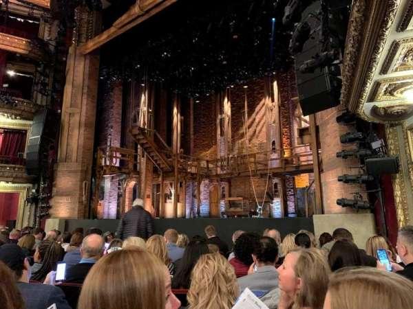 CIBC Theatre, secção: Orchestra R, fila: J, lugar: 14,16