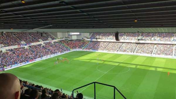 Ibrox Stadium, secção: CD2, fila: T, lugar: 95