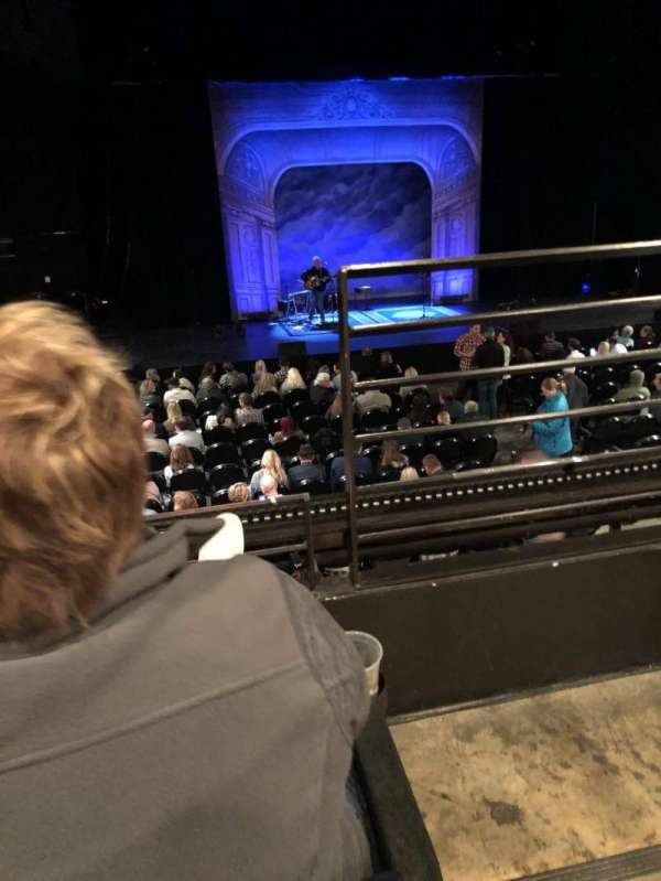 Austin City Limits Live at The Moody Theater, secção: Mezz 3, fila: B, lugar: 307