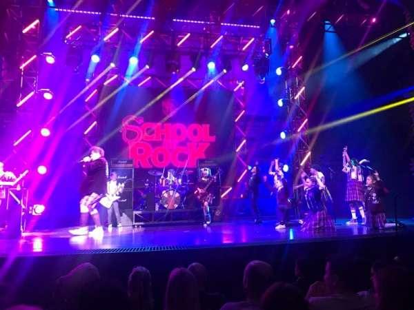 Gillian Lynne Theatre, secção: Stalls, fila: E, lugar: 41