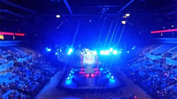 M&S Bank Arena, secção: 10, fila: QQ, lugar: 233