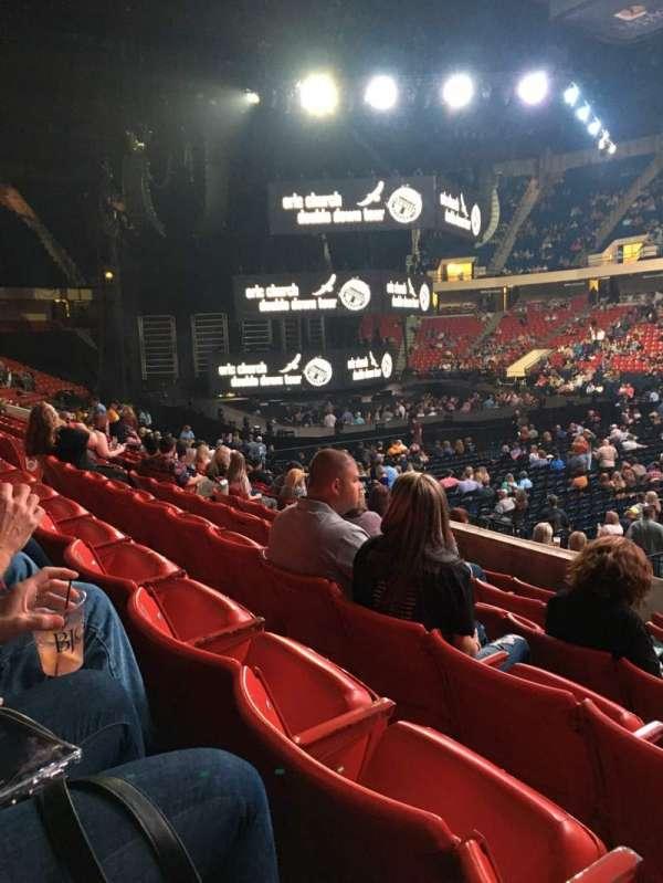 BJCC Arena, secção: 10L, fila: O, lugar: 14