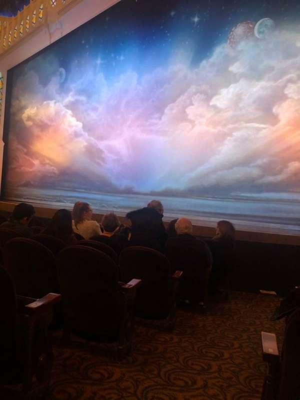 Eugene O'Neill Theatre, secção: Orchestra R, fila: G, lugar: 2