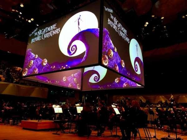 Boettcher Concert Hall, secção: Orchestra 1, fila: G, lugar: 60
