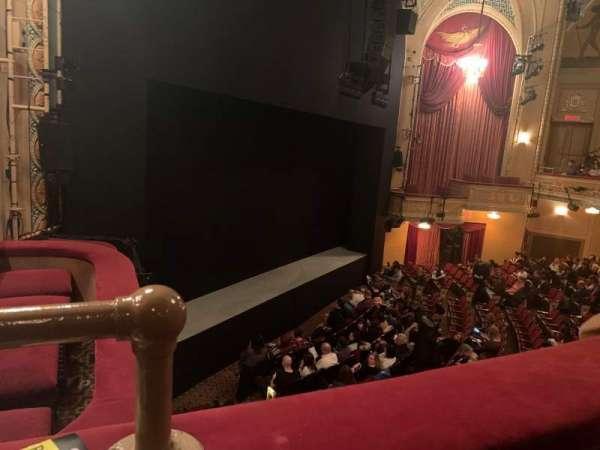 Bernard B. Jacobs Theatre, secção: Mezzanine L, fila: A, lugar: 27