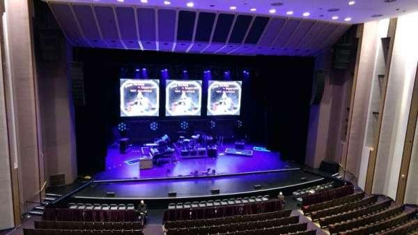 Mahalia Jackson Theater for the Performing Arts, secção: 10, fila: A, lugar: 12