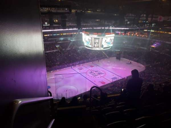 Staples Center, secção: 304, fila: 15, lugar: 25