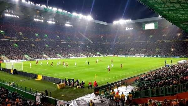 Celtic Park, secção: 123, fila: T, lugar: 1