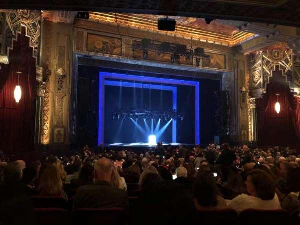 Hollywood Pantages Theatre, secção: Orchestra LC, fila: PP, lugar: 313