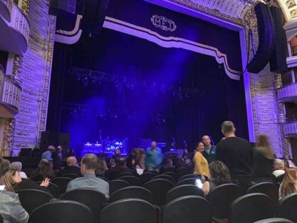 The Met Philadelphia, secção: Orchestra 3, fila: KK, lugar: 6