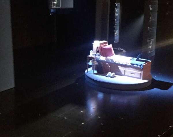 Music Box Theatre, secção: Box, lugar: 3
