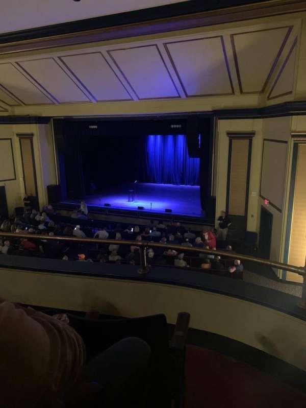 Walker Theatre, secção: LBR, fila: C, lugar: 18-20