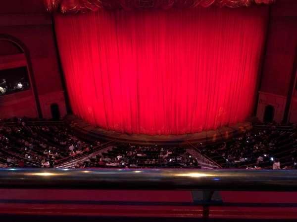 O Theatre, secção: 303, fila: AA, lugar: 21