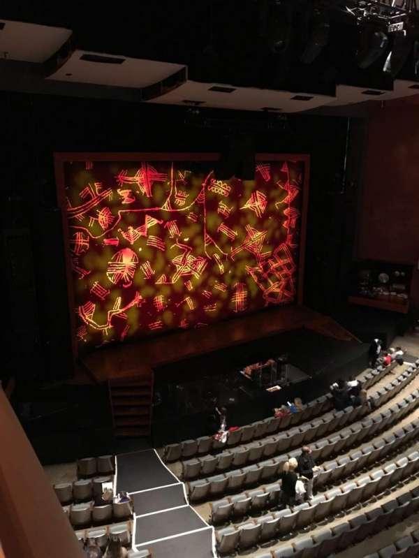 DeVos Performance Hall, secção: Loge, fila: C, lugar: 9