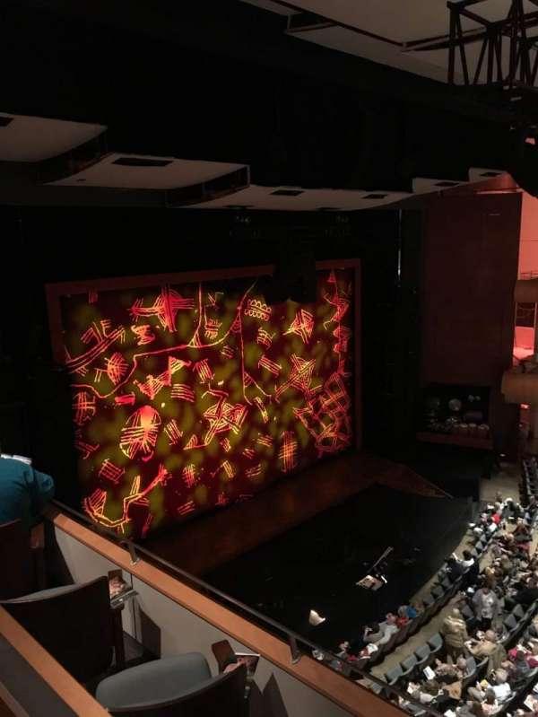 DeVos Performance Hall, secção: Loge, fila: D, lugar: 9