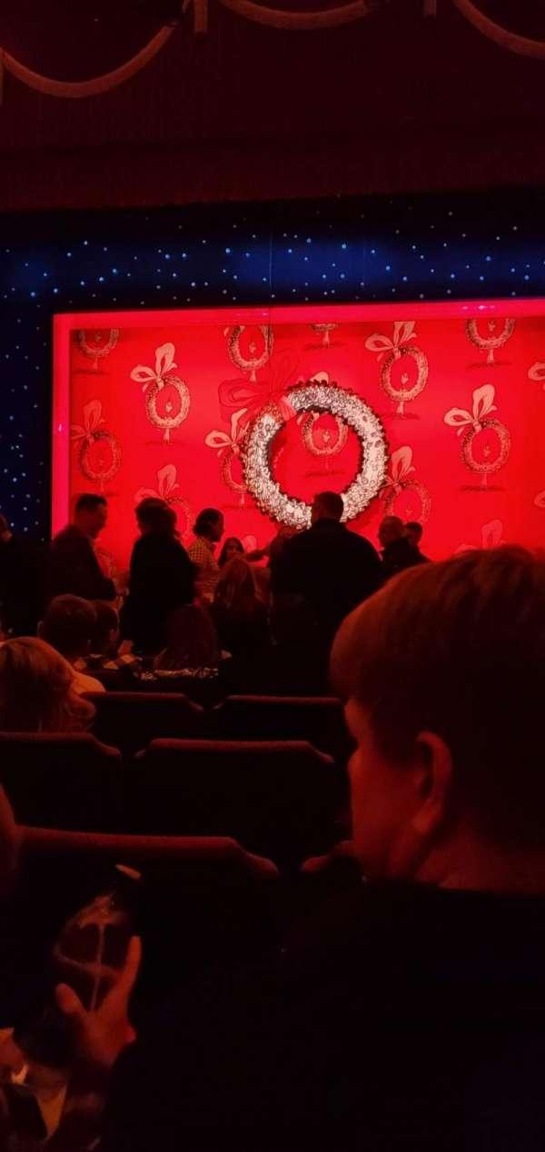 Fox Theatre (Detroit), secção: F4, fila: P, lugar: 403